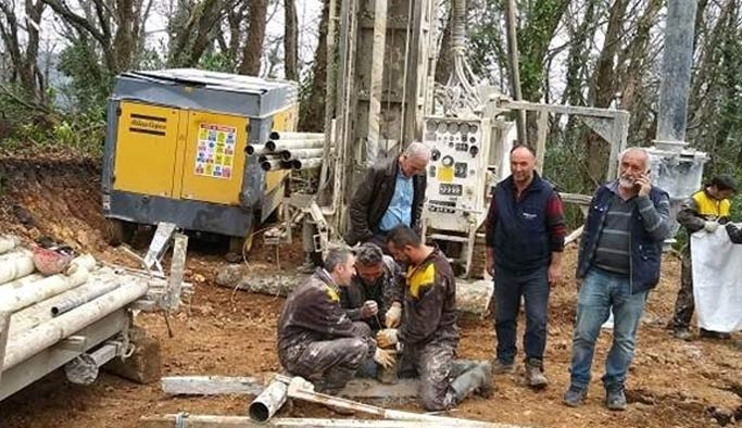 Trabzon ve D.Karadeniz'de maden aranıyor