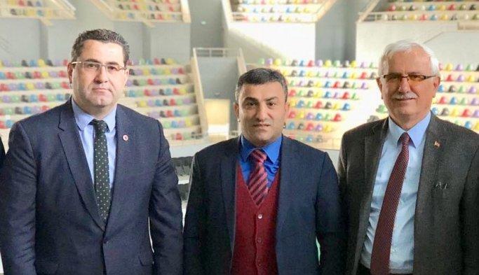 Trabzon Çok Amaçlı Spor Salonu AK Parti kongresiyle açılacak