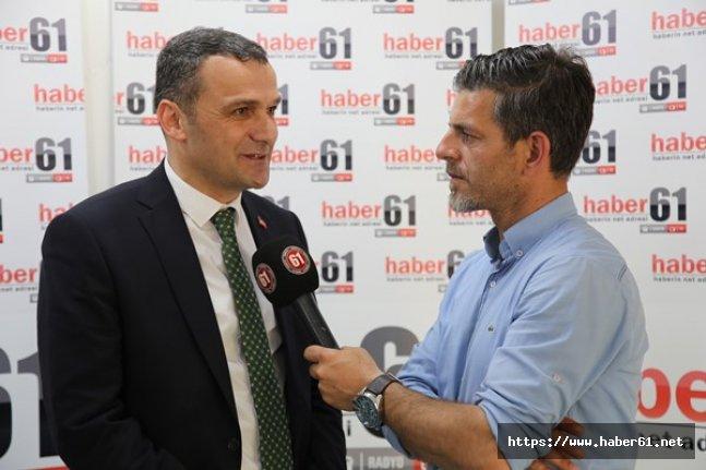 AK Parti Trabzon Milletvekili aday adayı Abdullah Özer: Cumartesi günü önemli projemi açıklayacağım