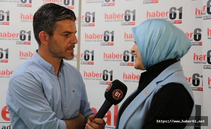 Ayşe Sula Köseoğlu: Başkentte Trabzon esintisi olması çok güzel