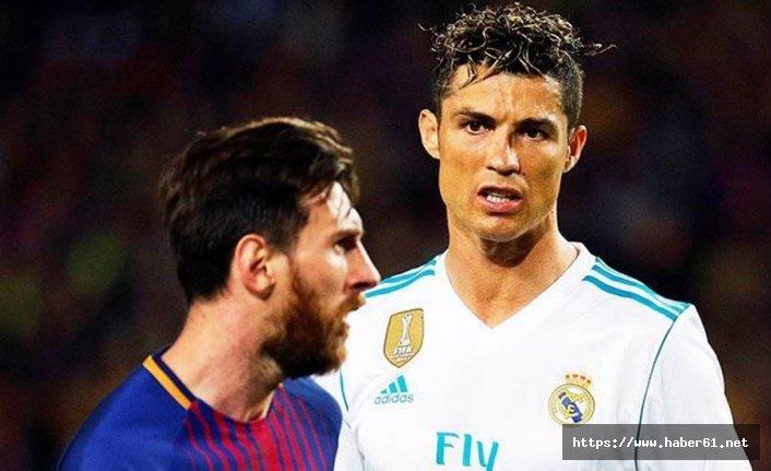 Barcelona kaçtı Real yakaladı