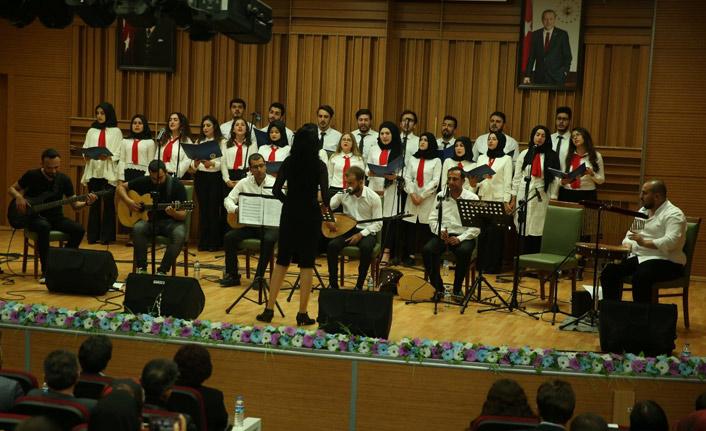 Bayburt Üniversitesi'nde 10. yıl etkinlikleri