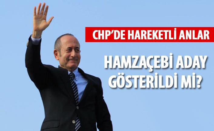 CHP'de Akif Hamzaçebi nereden aday gösterildi?