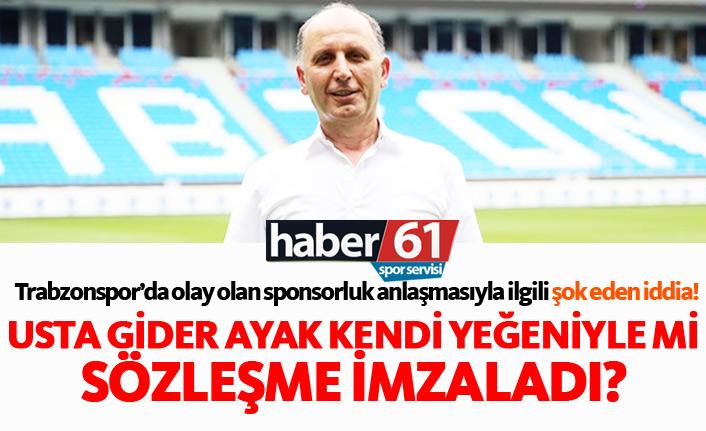 Şok eden iddia! Trabzonspor'da Usta kendi yeğeniyle mi sözleşme imzaladı?