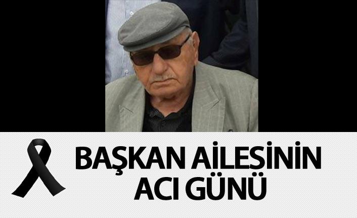 Başkan ailesinin acı günü... Ali Nazmi Başkan hayatını kaybetti