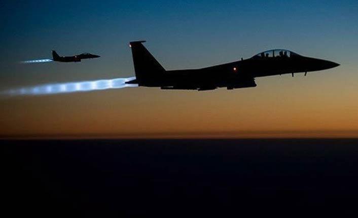 Hava operasyonu: 4 PKK'lı terörist öldürüldü
