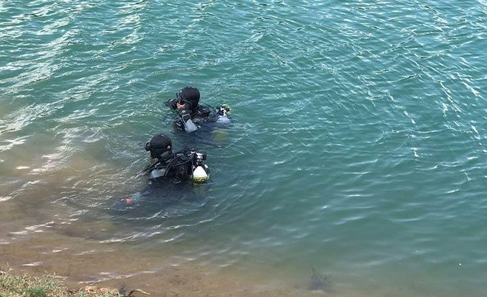 Gölete giren Suriyeli genç boğuldu