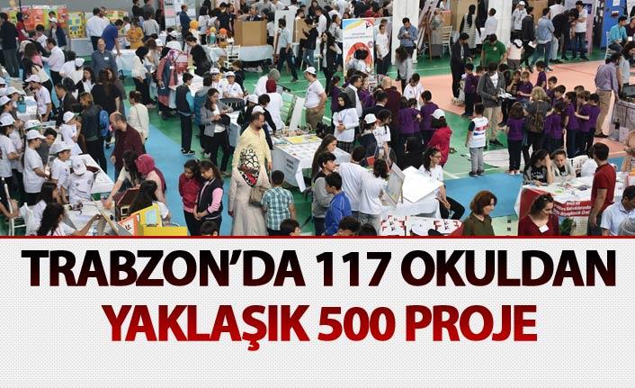 """Trabzon'da """"2018 Bilim Şenliği"""" açıldı"""