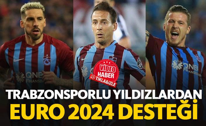 Sosa, Pereira ve Kucka'dan Euro 2024 için Türkiye'ye destek