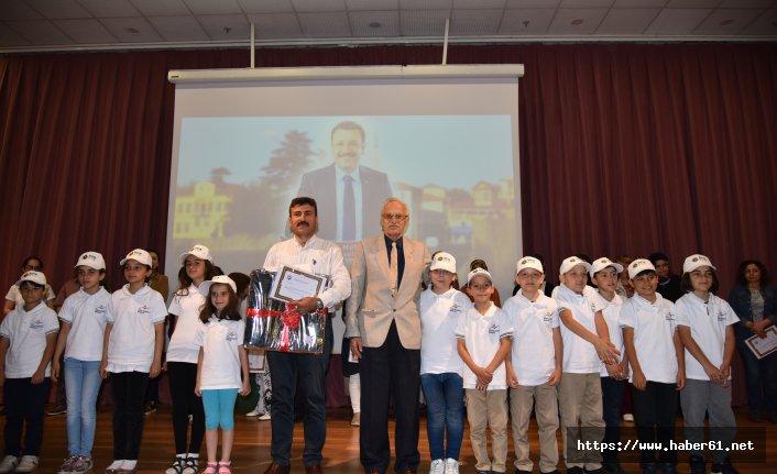 Trabzon'da Çevre ödülleri sahiplerini buldu