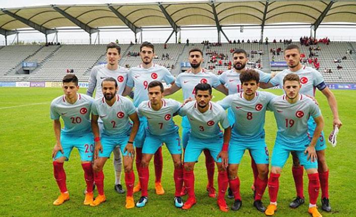 Trabzonlu teknik adamın çalıştırdığı Milli Takım elendi