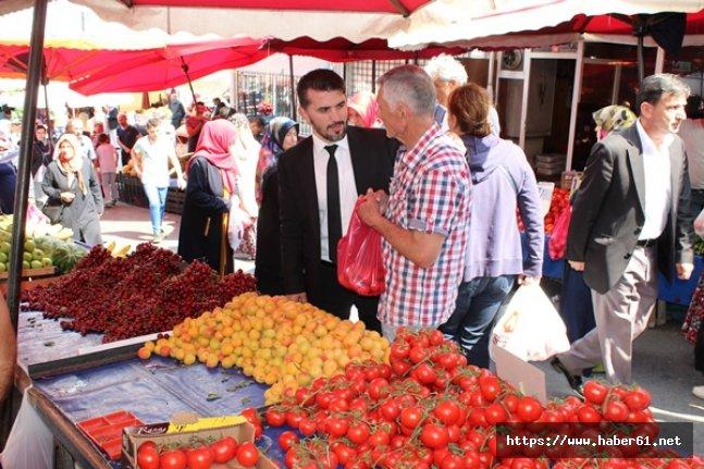 Selçuk Çebi: Ankara'ya gençlerimizin ağabeyi olarak gideceğim