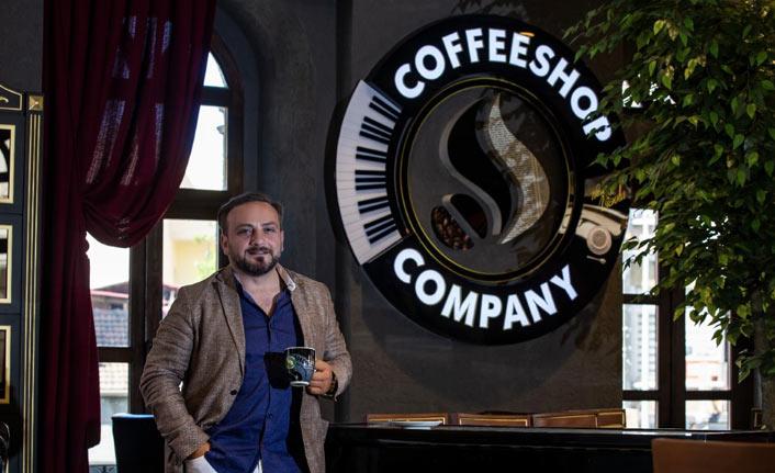 Viyanalı Coffeeshop Company Trabzon'da