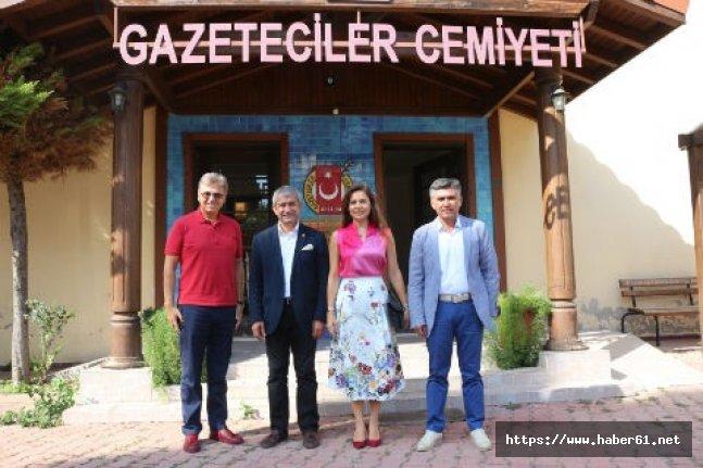 Gazetecilere 'Turizm' Eğitimi verilecek
