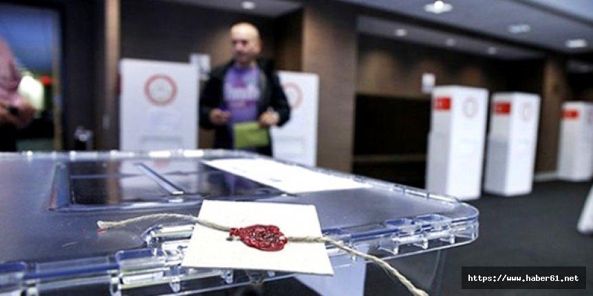 Seçimi 8 uluslararası kuruluşun gözlemcisi izleyecek