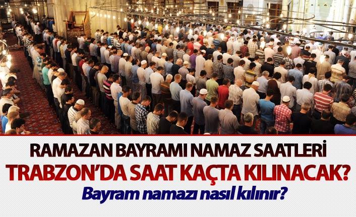 Ramazan Bayram Namazı saatleri belli oldu - Bayram Namazı nasıl kılınır?