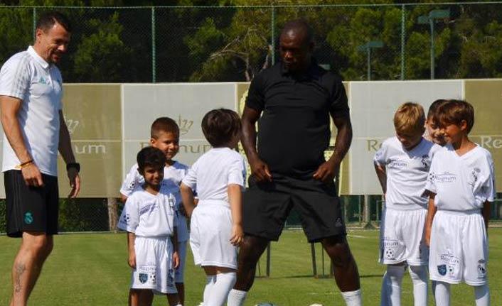 Antalya'da Real Madrid futbol akademisi açtı