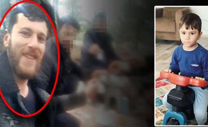 Oğlunu öldürdü, selfie çekti