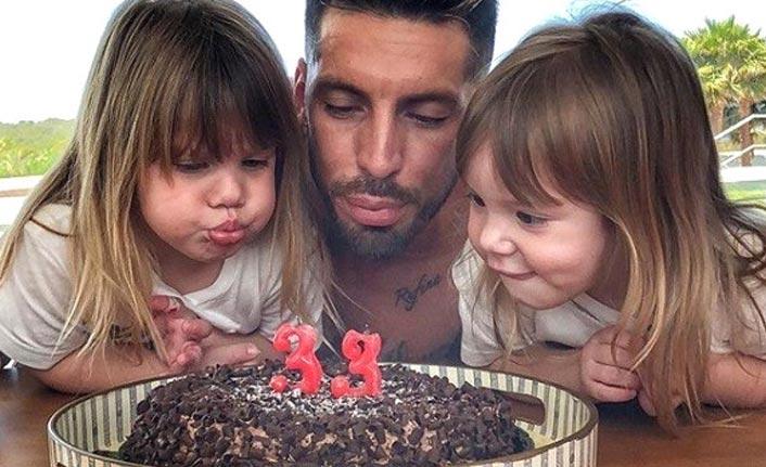 Sosa 33 oldu, doğum gününü böyle kutladı