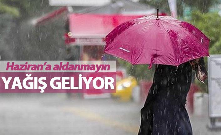 Haziran'a aldanmayın, yağış geliyor - Trabzon ve Karadeniz'de hava durumu
