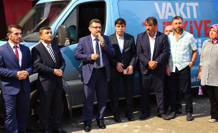 Genç: 24 Haziran, eski ve yeni Türkiye'nin seçimi olacak