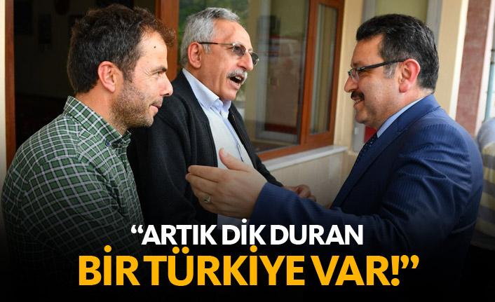 Genç: Artık dik duran bir Türkiye var