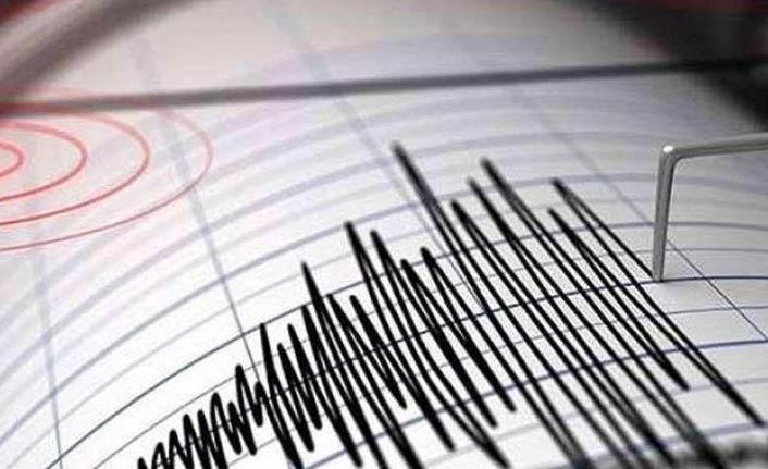 4,7 büyüklüğünde deprem