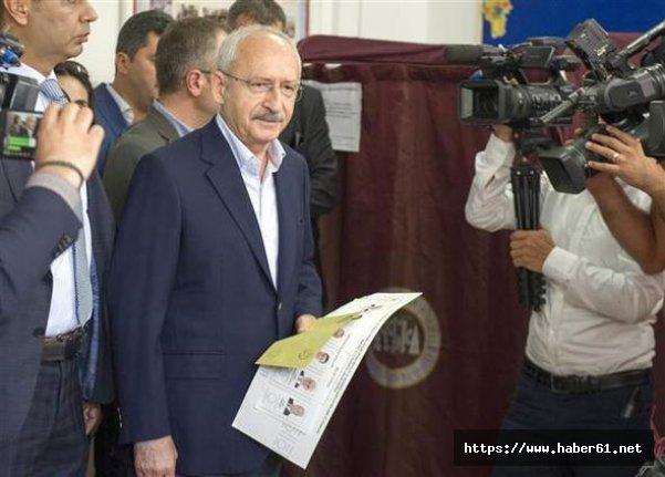 Kılıçdaroğlu'nun oy kullandığı sandıktan Muharrem İnce çıktı