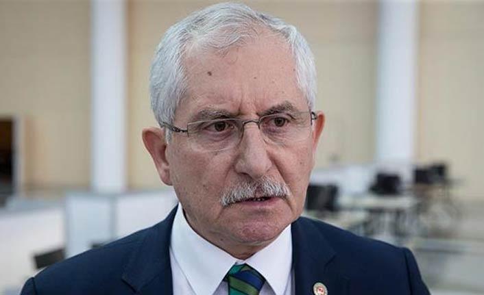 """YSK Başkanı konuştu: """"Ümidimiz sonuçları saat 24.00'ten önce açıklamak"""""""