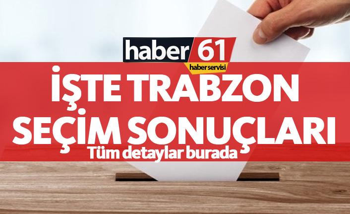 Trabzon Seçim Sonuçları 2018 – Trabzon Milletvekilleri ve Cumhurbaşkanlığı seçim sonucu