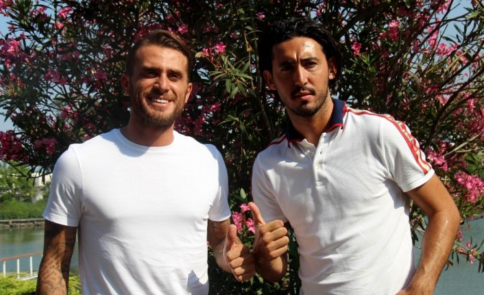 Samsunspor'dan 2 transfer daha