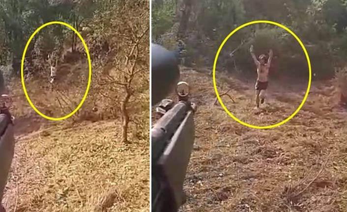 Jandarma teröristleri böyle yakaladı