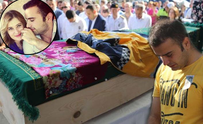 Artvin'de kazada ölen genç kadına gözüyaşlı veda