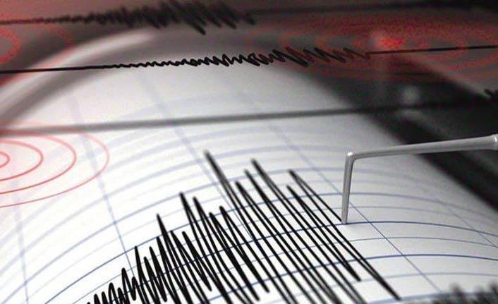 Gümüşhane'de deprem oldu