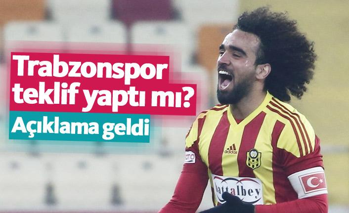 Trabzonspor Sadık için teklif yaptı mı?