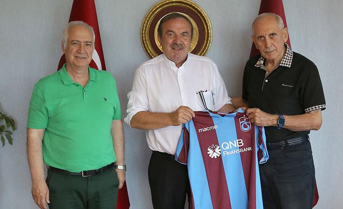 Namoğlu'ndan Trabzonspor'a ziyaret