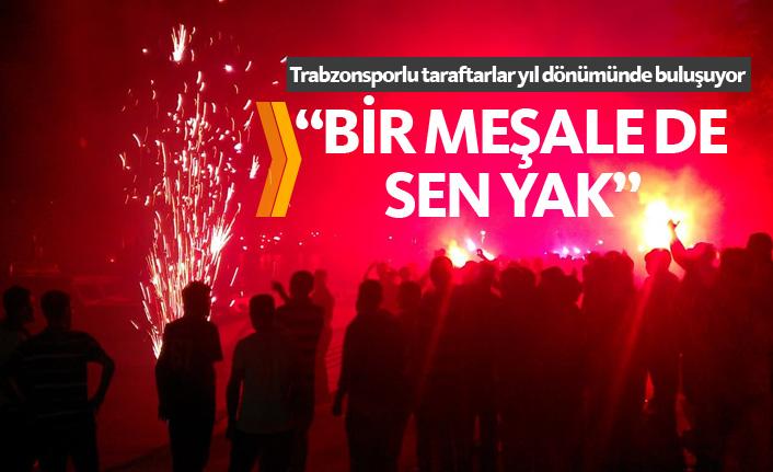 Trabzonspor taraftarları yıl dönümü etkinliğinde buluşuyor
