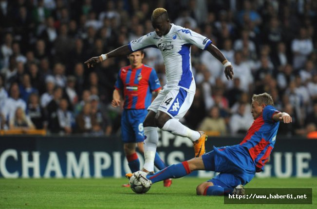 Trabzonspor'dan gitti gol atmaya doymuyor