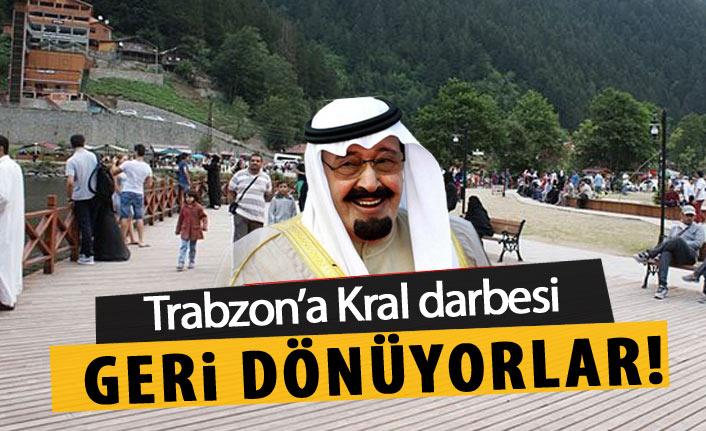 Trabzon'da Turizme Kral darbe!