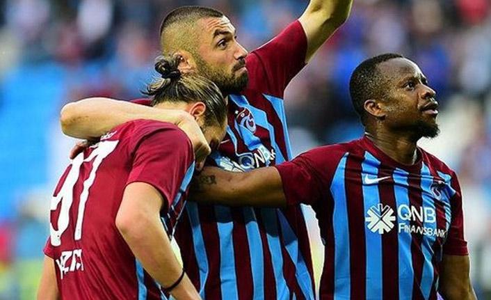 """Trabzonspor'da """"feda"""" fırtınası"""