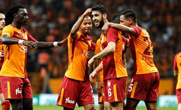 Galatasaray, Göztepe'yi konuk ediyor.