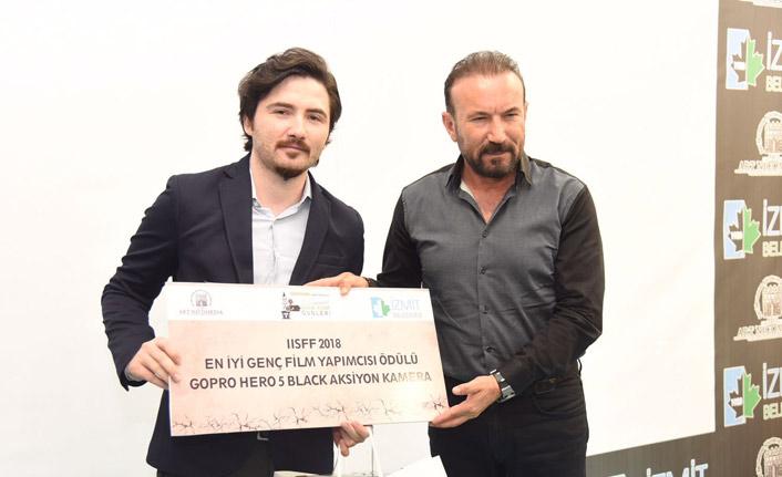 İzmit Uluslararası Kısa Film Günlerinde ödüller alındı