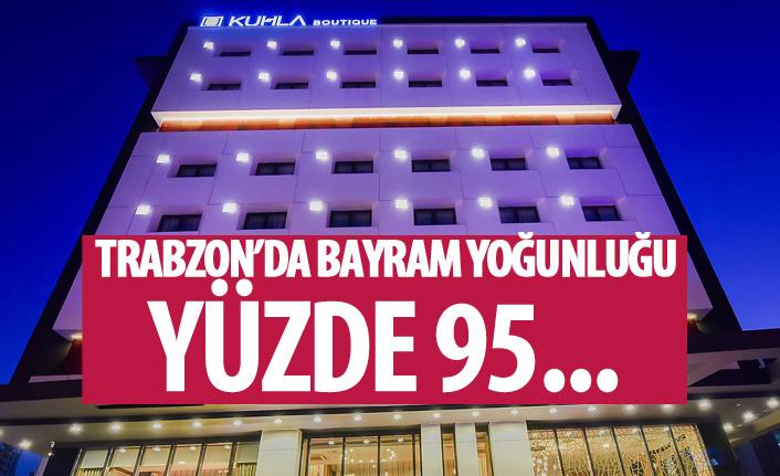 Trabzon'a yüzde 90 morali