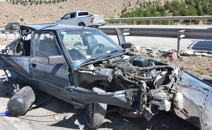 Zincirleme trafik kazası: 9 yaralı