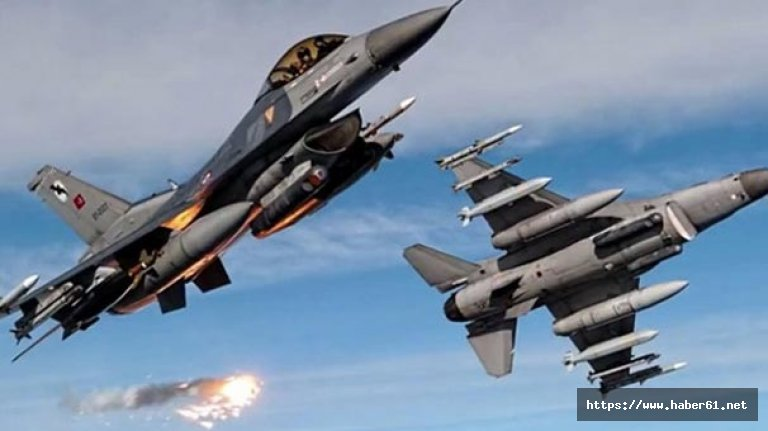 Son dakika: Jetler PKK'ya bomba yağdırdı! Öldürüldüler