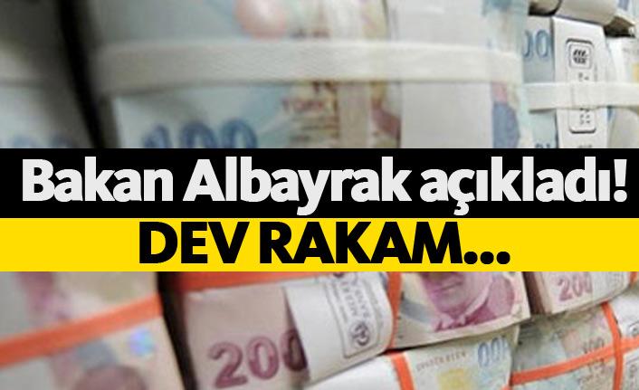 Bakan Albayrak, ne kadar vergi yapılandırıldığını açıkladı