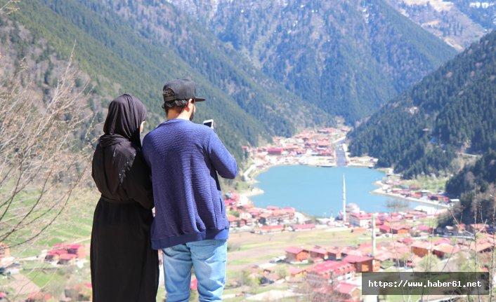 Karadeniz'e Arap turist akını