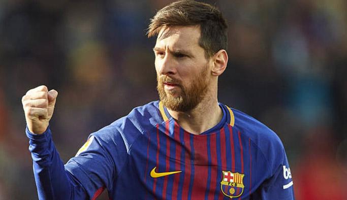 Messi'den Ronaldo itirafı