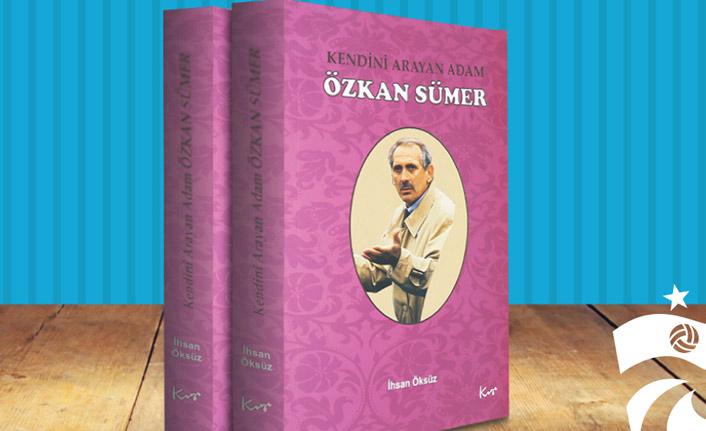 Özkan Sümer'in kitabı çıktı