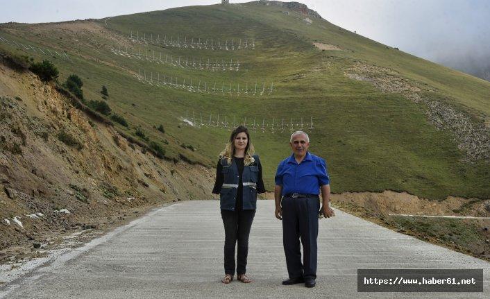 Türkiye'de bir ilk Zigana Dağı'nda gerçekleştiriliyor